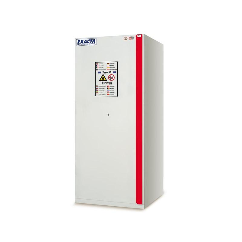 EFO 6 L900 Basic - Armoire anti feu verticale - 90min - Exacta