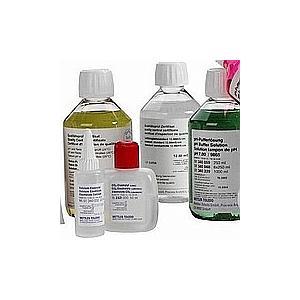 Electrolyte KCl saturée Ag/Cl - 3 mol/l - flacon de 250 ml - Mettler Toledo