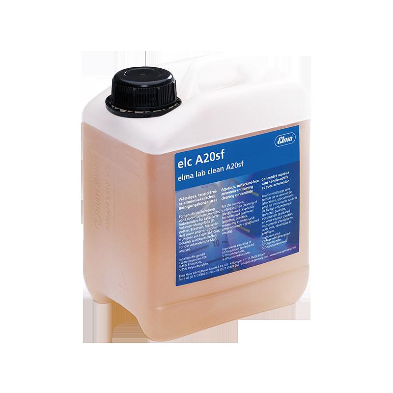 Elma Lab Clean A20sf - Produit de nettoyage en bidon 2.5 litres