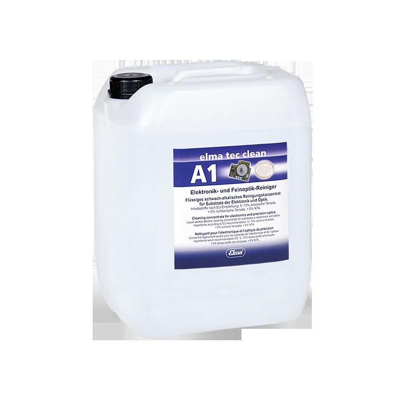 Elma Tec Clean A1 - Produit de nettoyage - Bidon de 2.5 litres