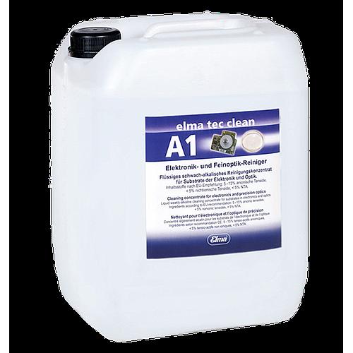 Elma Tec Clean A1 - Produit de nettoyage - Bidon de 200 litres