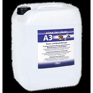 Elma Tec Clean A3 - Produit de nettoyage - Bidon de 25 litres