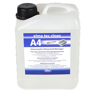 Elma Tec Clean A4 - Produit de nettoyage - Bidon de 200 litres