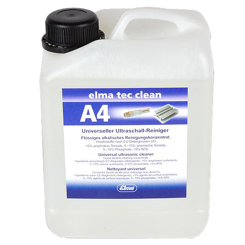 Elma Tec Clean A4 - Produit de nettoyage