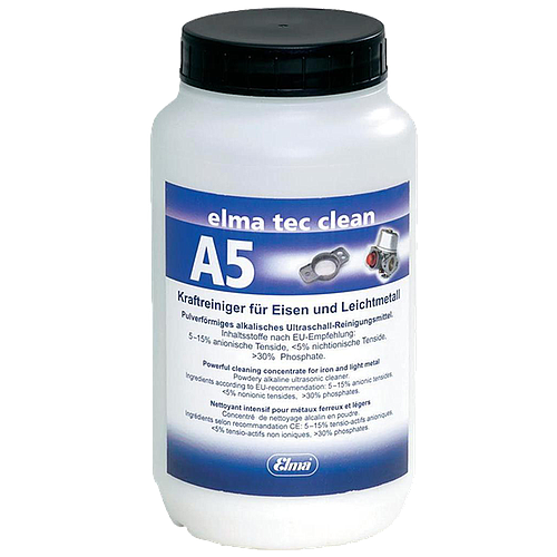 Elma Tec Clean A5 - Produit de nettoyage - Bidon de 25 kgs