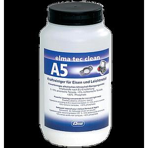 Elma Tec Clean A5 - Produit de nettoyage - Sachet de 25 kgs
