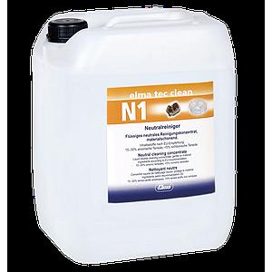 Elma Tec Clean N1 - Produit de nettoyage - Bidon de 10 litres