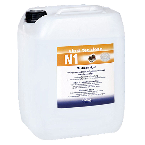 Elma Tec Clean N1 - Produit de nettoyage - Bidon de 2.5 litres
