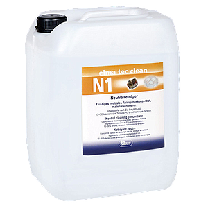 Elma Tec Clean N1 - Produit de nettoyage - Bidon de 25 litres