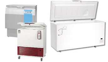 Congélateur -80°C coffre