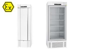 Réfrigérateurs antidéflagrants Gram BioMidi