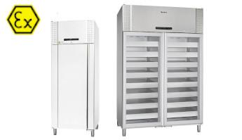 Réfrigérateurs antidéflagrants Gram BioPlus