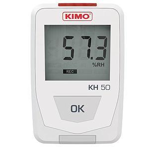 Enregistreur d'humidité relative et de température KH-50 - Kimo