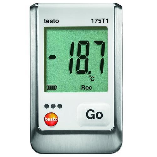 Enregistreur de données: enregistreur de température 175-T1 - TESTO