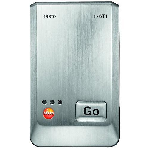 Enregistreur de données: enregistreur de température 176-T1 - TESTO