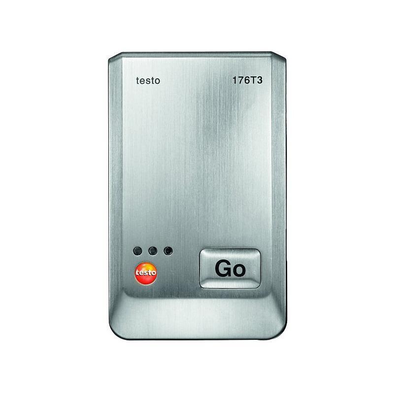 Enregistreur de données: enregistreur de température 176-T3 - TESTO