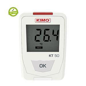 Enregistreur de données : enregistreur de température KT-50 - KIMO