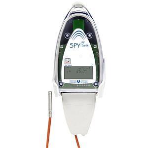 Enregistreur de données : enregistreur universel SPY-RF SANTE (1 voie) - JULES RICHARD