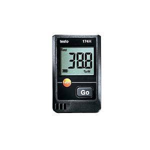 Enregistreur de données : Mini-enregistreur d'humidité Testo 174-H - TESTO
