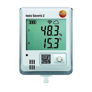 Enregistreur de données WiFi Saveris 2-H1 Température et Humidité