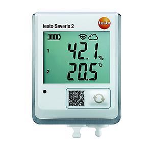 Enregistreur de données WiFi Saveris 2-H2 Température et Humidité
