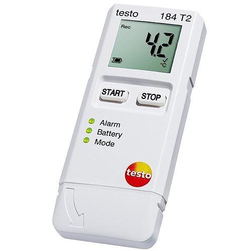 Enregistreur de température jetable 184 T2 - Testo