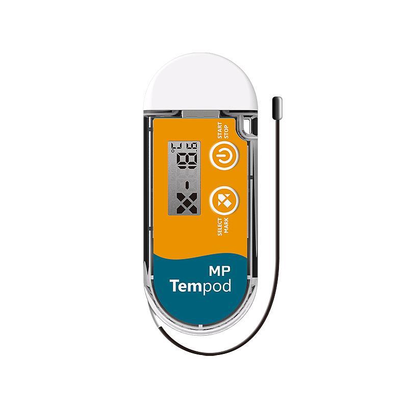 Enregistreur de transport : enregistreur de température Tempod MP-X