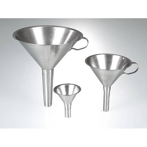 Entonnoir acier inoxydable V2A - Ø 100 mm - Bürkle