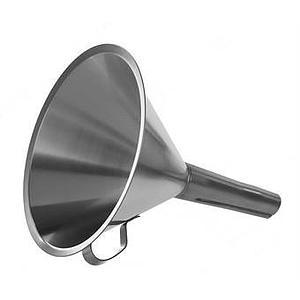 Entonnoir inox Ø 150 mm - Bochem