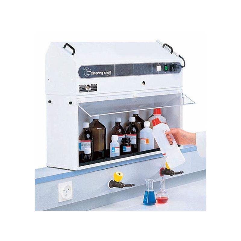 Étagère de sécurité ventilée pour produits chimiques Captair Shelf 812 - Erlab
