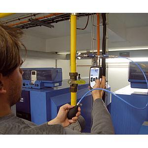 Etanchéité réseau gaz : micromanomètre MPG - 0...±130 mbar - KIMO