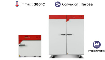 Etuve de laboratoire à convection forcée Binder FP