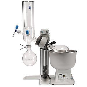 Evaporateur rotatif à réfrigérant carboglace - Verrerie plastique - RE302P - Stuart