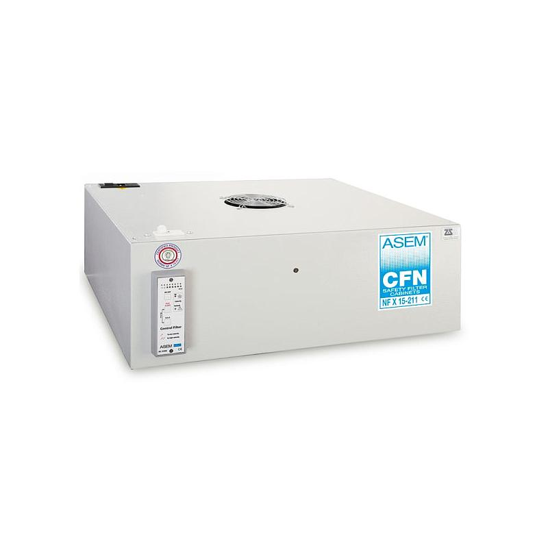 EXA-CFN - Caisson de ventilation et de filtration CFN
