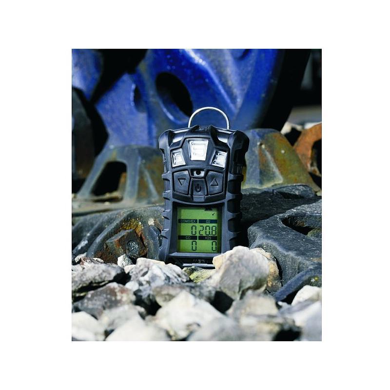 Explosimètre et détecteur multigaz portable Altair 4X (O2, CO et H2S) - MSA Gallet