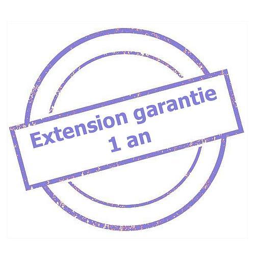 Extension de garantie - 1 année supplémentaire