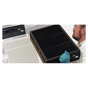Filtre moléculaire carbone activé BE+ (pour vapeurs organiques et acides) - Erlab