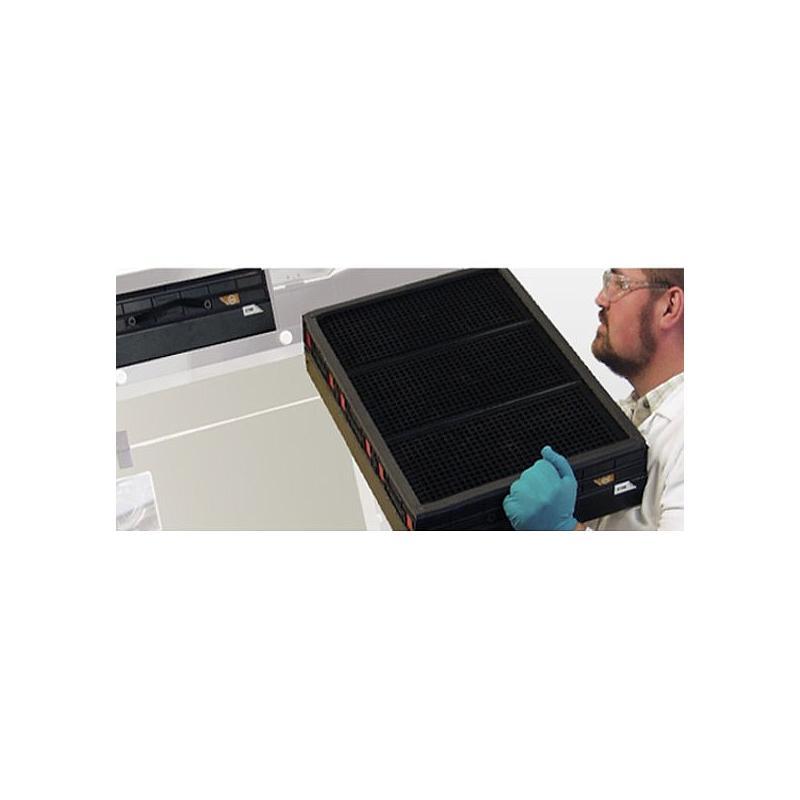 Filtre particulaire HEPA H14 (efficacité = 99.995%) - Erlab