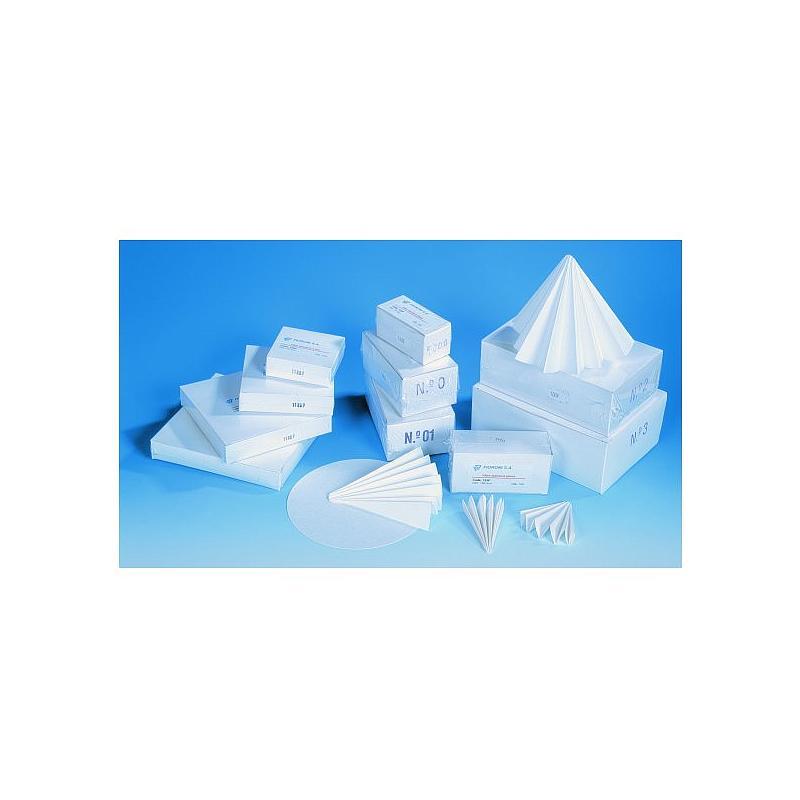 Filtre plissé standard - boîte de 100 - Ø 150 mm - Fioroni