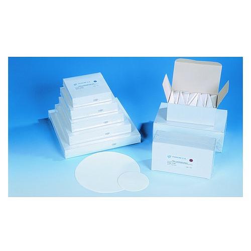 Filtre qualitatif lent - boîte de 100 - Ø 125 mm - Fioroni