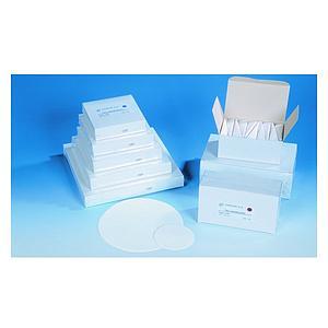Filtre qualitatif moyen - boîte de 100 - Ø 125 mm - Fioroni