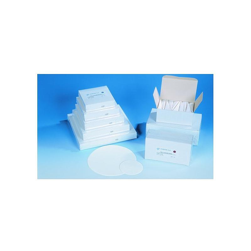Filtre qualitatif rapide - boîte de 100 - Ø 110 mm - Fioroni