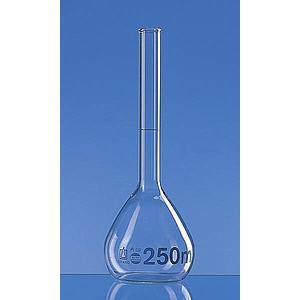 Fiole jaugée 100 ml - Col lisse - Lot de 2 - Brand