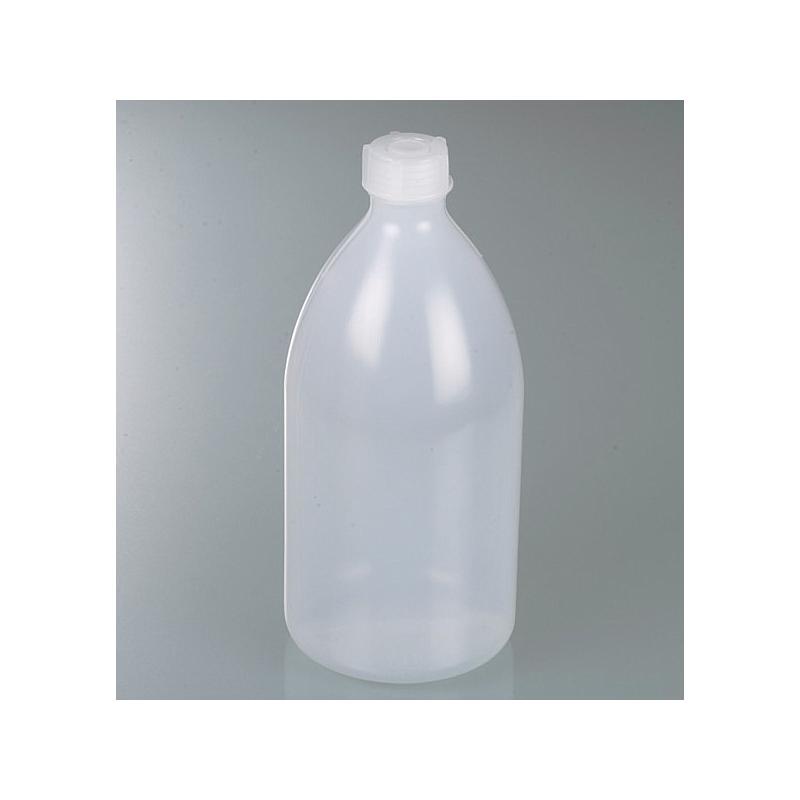 Flacon rond à col étroit - 1000 ml - Burkle