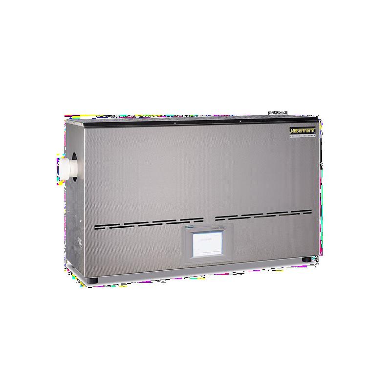 Four de Laboratoire : four tubulaire Nabertherm R100/750/13/80 Programmateur P-330