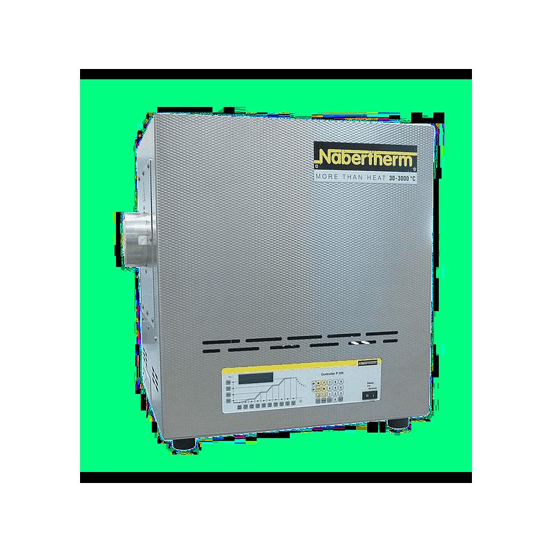 Four de Laboratoire : four tubulaire Nabertherm RHTC80/710 avec régulateur P330