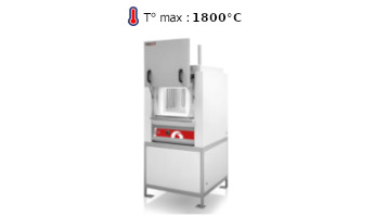 Four haute température Carbolite HTF