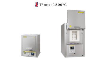 Four haute température Nabertherm LHT