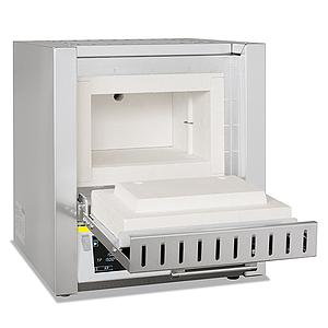 Fours Nabertherm : four à moufle professionnel Nabertherm L3/12 avec programmateur C 450