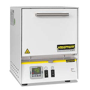 Fours Nabertherm : mini-four à moufle Nabertherm L 1/12, programmateur  3216
